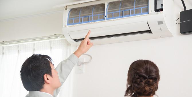 エアコンの取外し工事もお願いできますか?